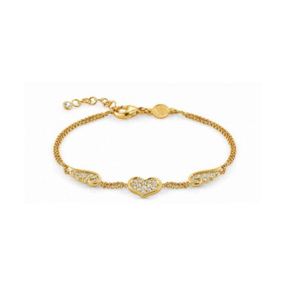 Nomination Gold Angel bracelet - 145382_012