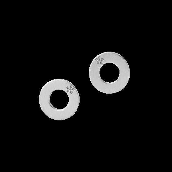 byBiehl Sienna Silver Earrings 4-010-R