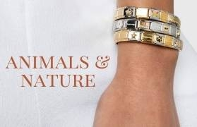 Animal and Nature Nomination Charms