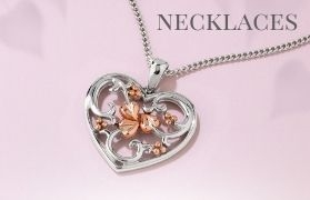 Clogau necklaces