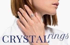Crystal Rings