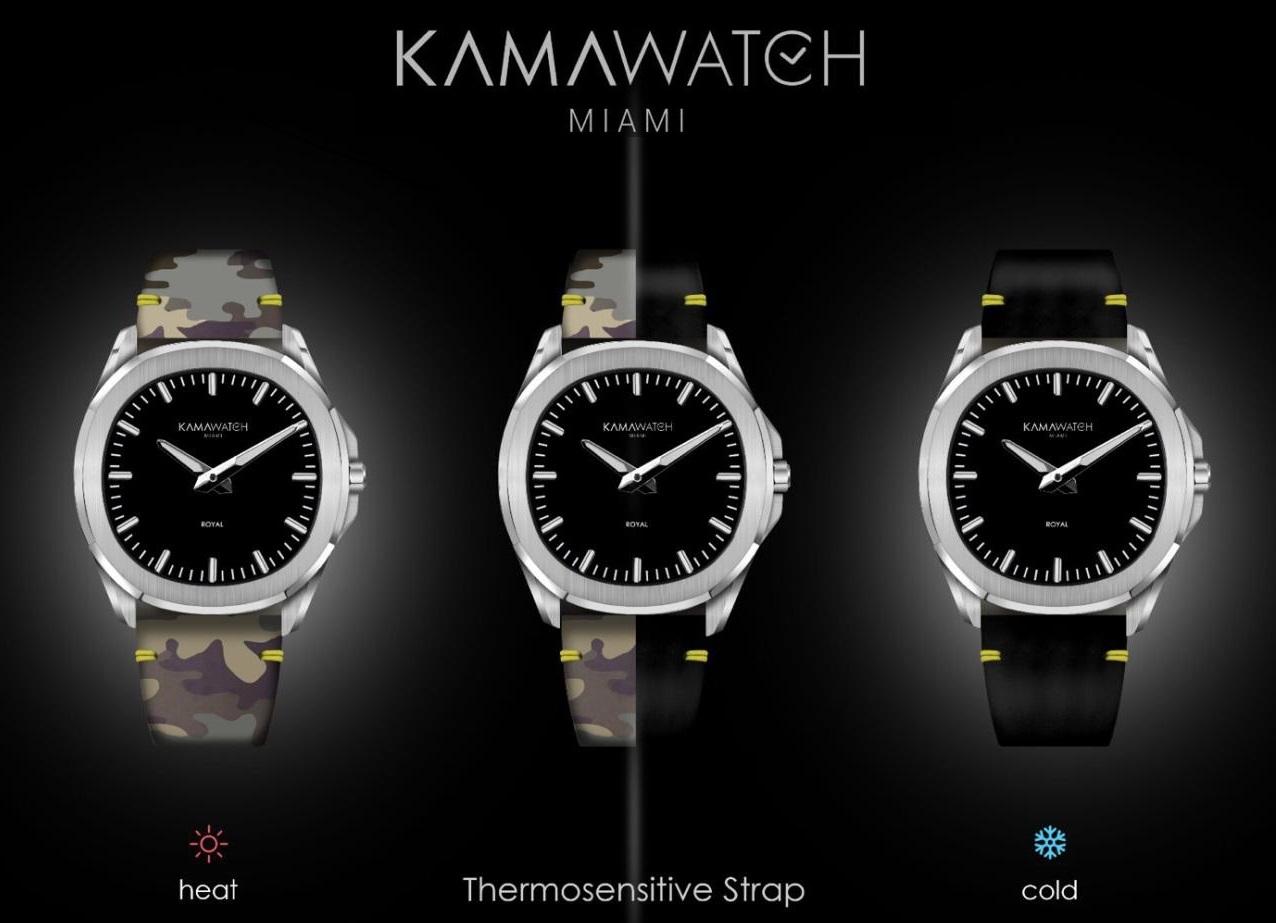 Shop Kamawatch at Niche Jewellery