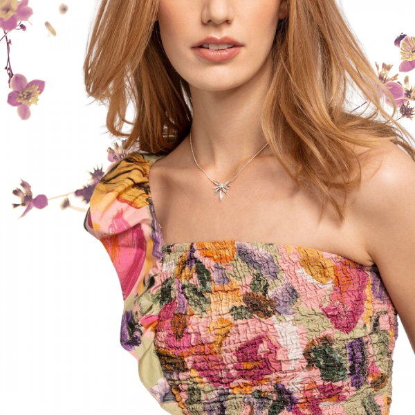 Trending: Floral jewellery and Spring favourites