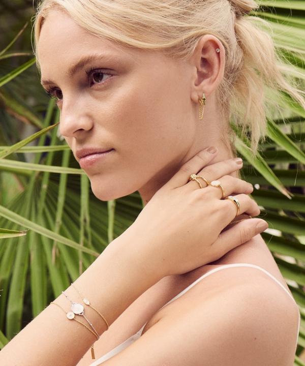 Hot staycation jewellery looks