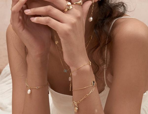 Summer bracelets: stack them high