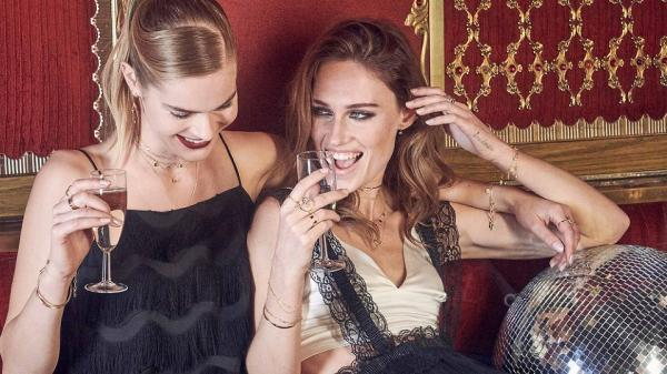 Season's best party jewellery - get the look