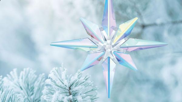 Have yourself a Swarovski Crystal Christmas