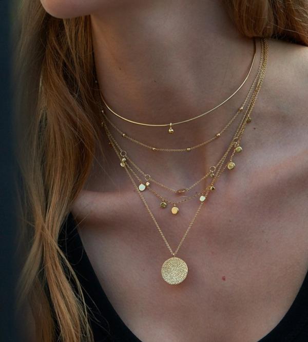 Summer jewellery: 5 hot looks