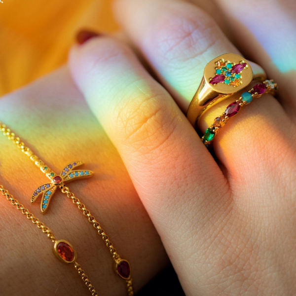Colourful jewellery to suit you