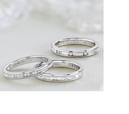 When is it time to get an eternity ring?