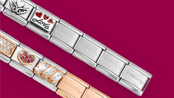 How to wear Nomination Charm Bracelets