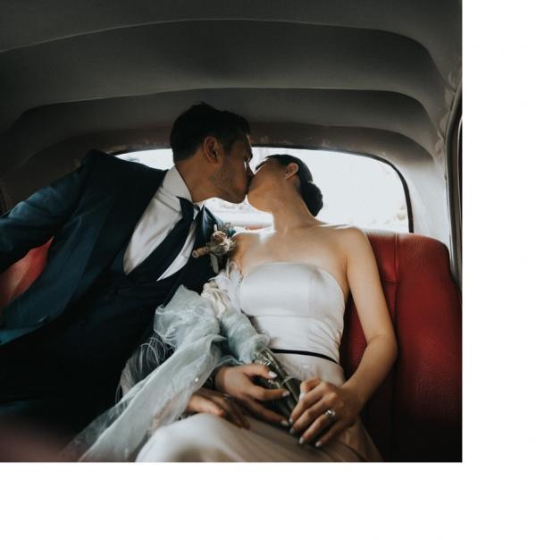 Wedding rings - worn your way