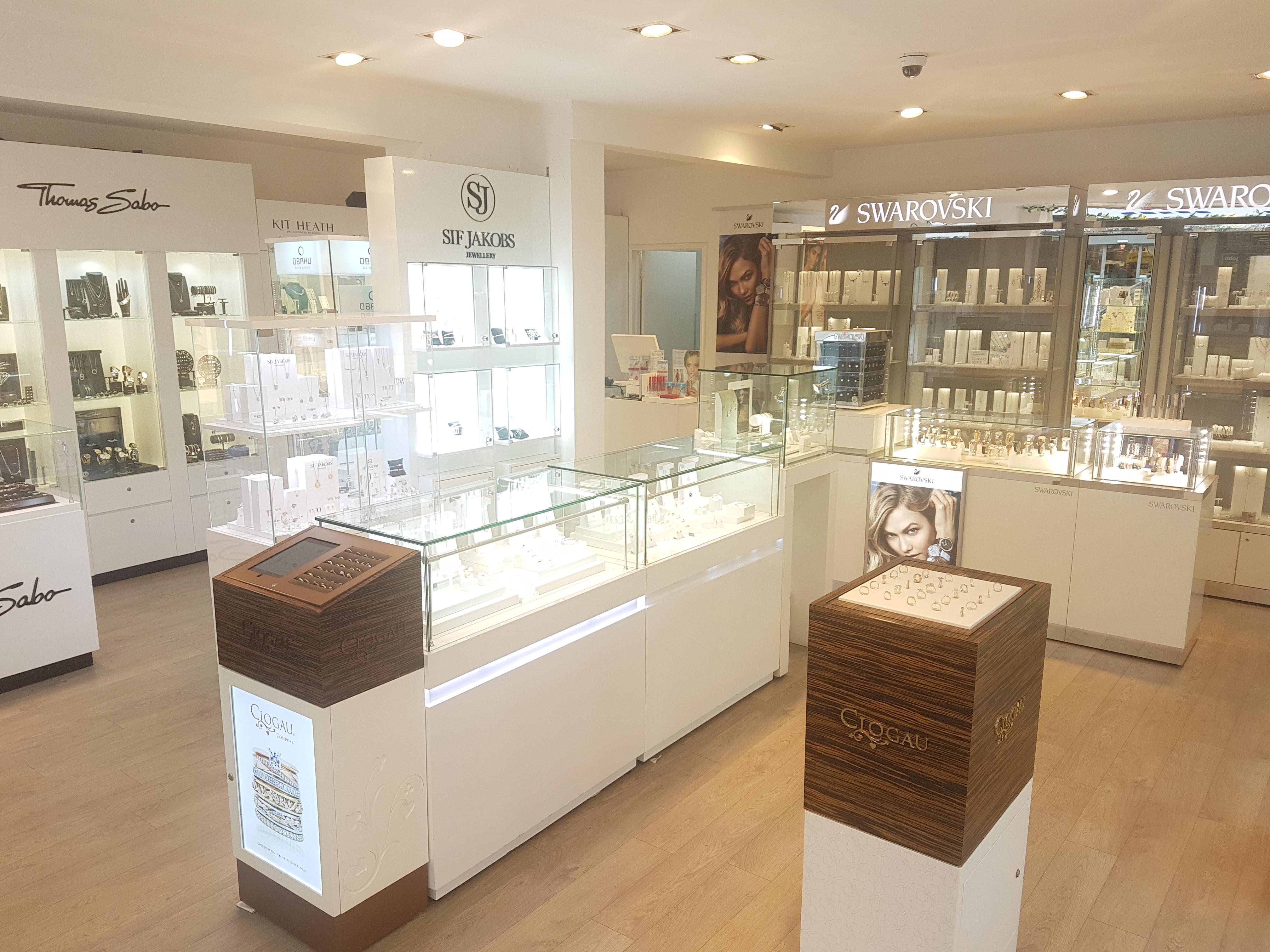 Niche Jewellery Store