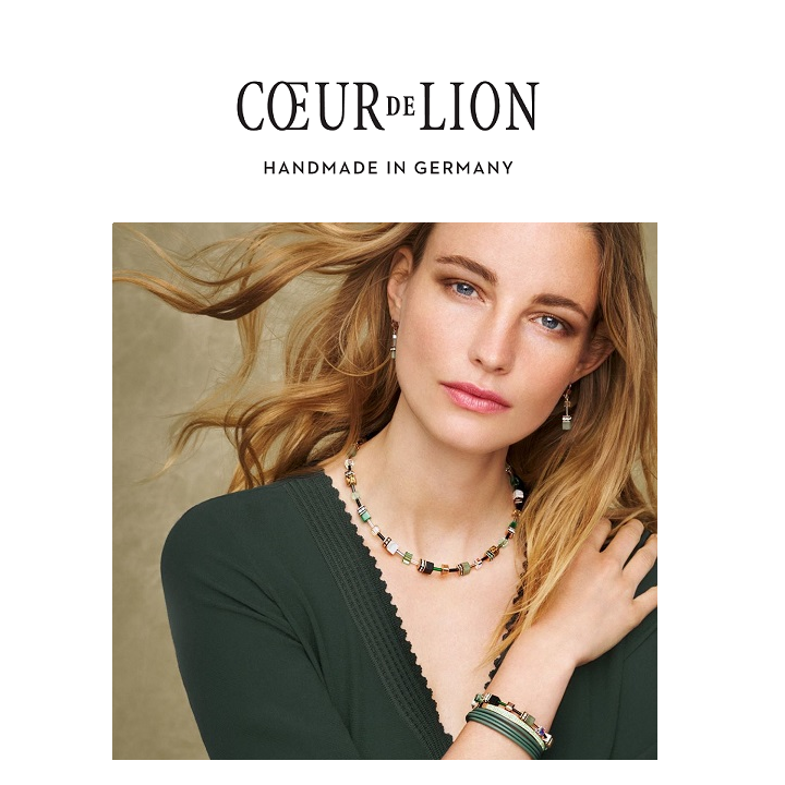 Coeur De Lion Jewellery