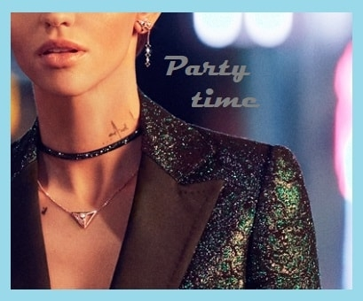 Party time jewellery style