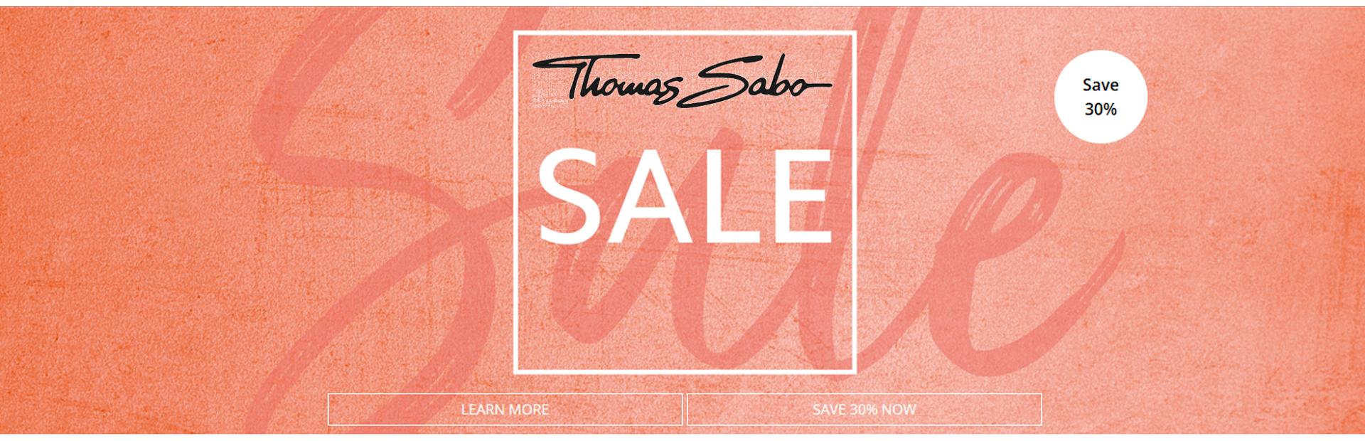 Thomas Sabo Sale