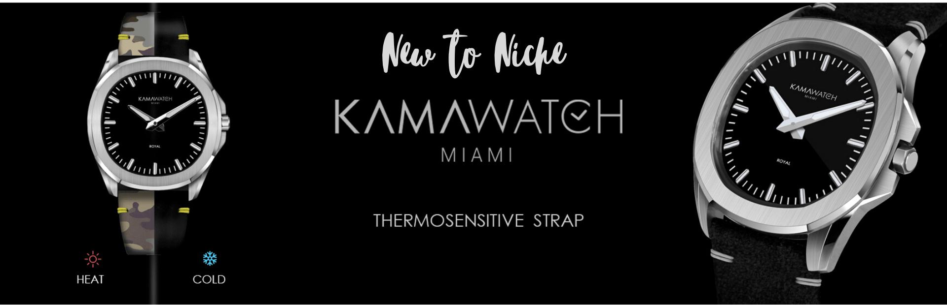 Shop Kamawatch Online UK