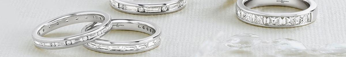 Eternity Rings at Niche Jewellery