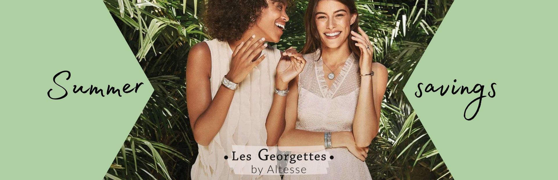 Les Georgettes Summer Sale