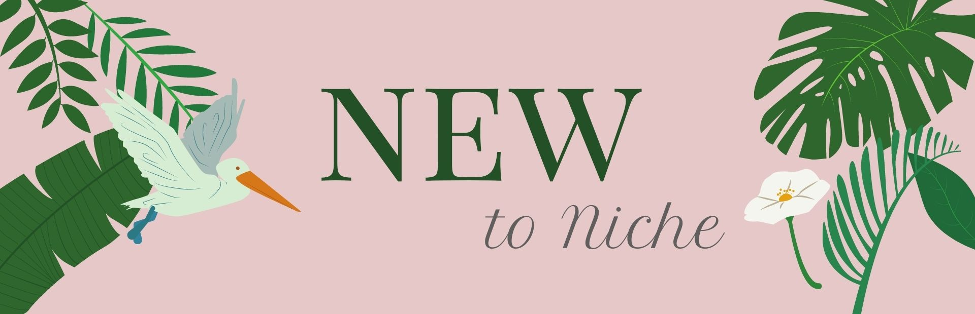 New to Niche