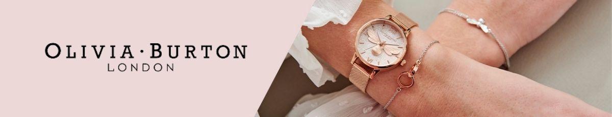 Olivia Burton Watches and Jewellery