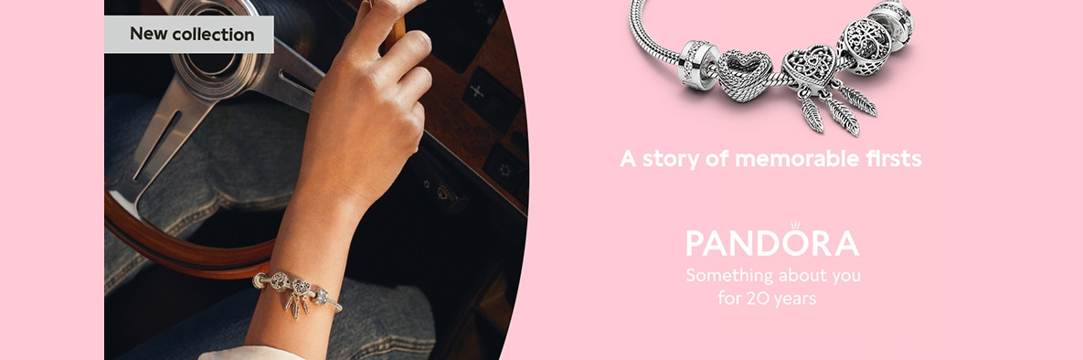 Shop Pandora at Niche Jewellery