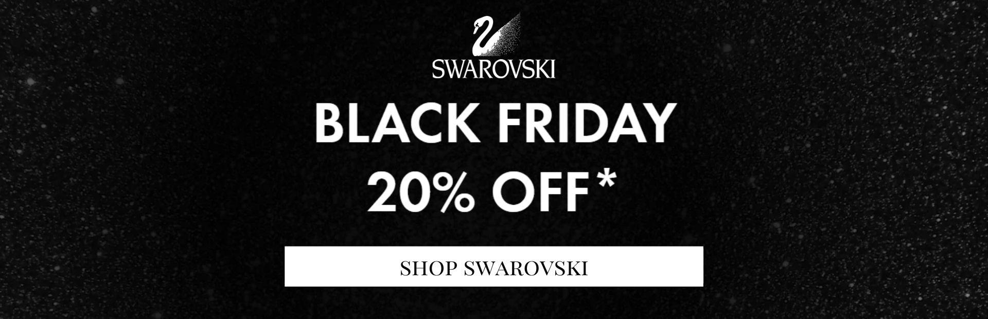 Swarovski Black Friday