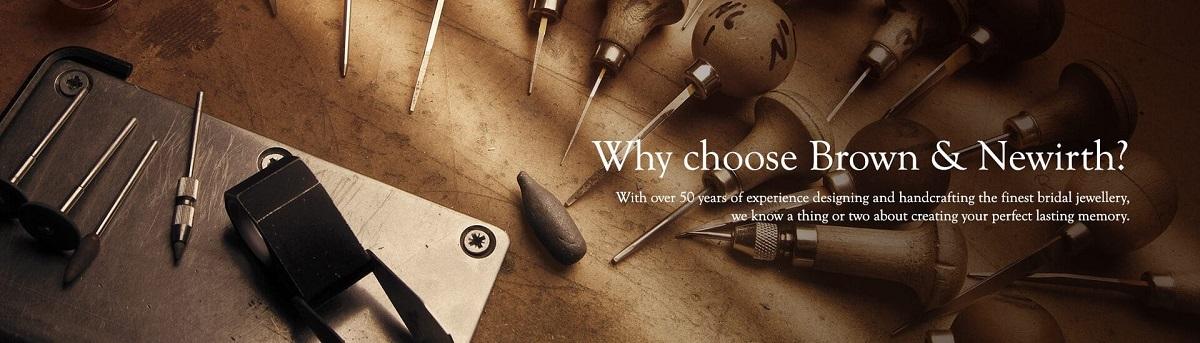 Brown and Newirth at Niche Jewellery